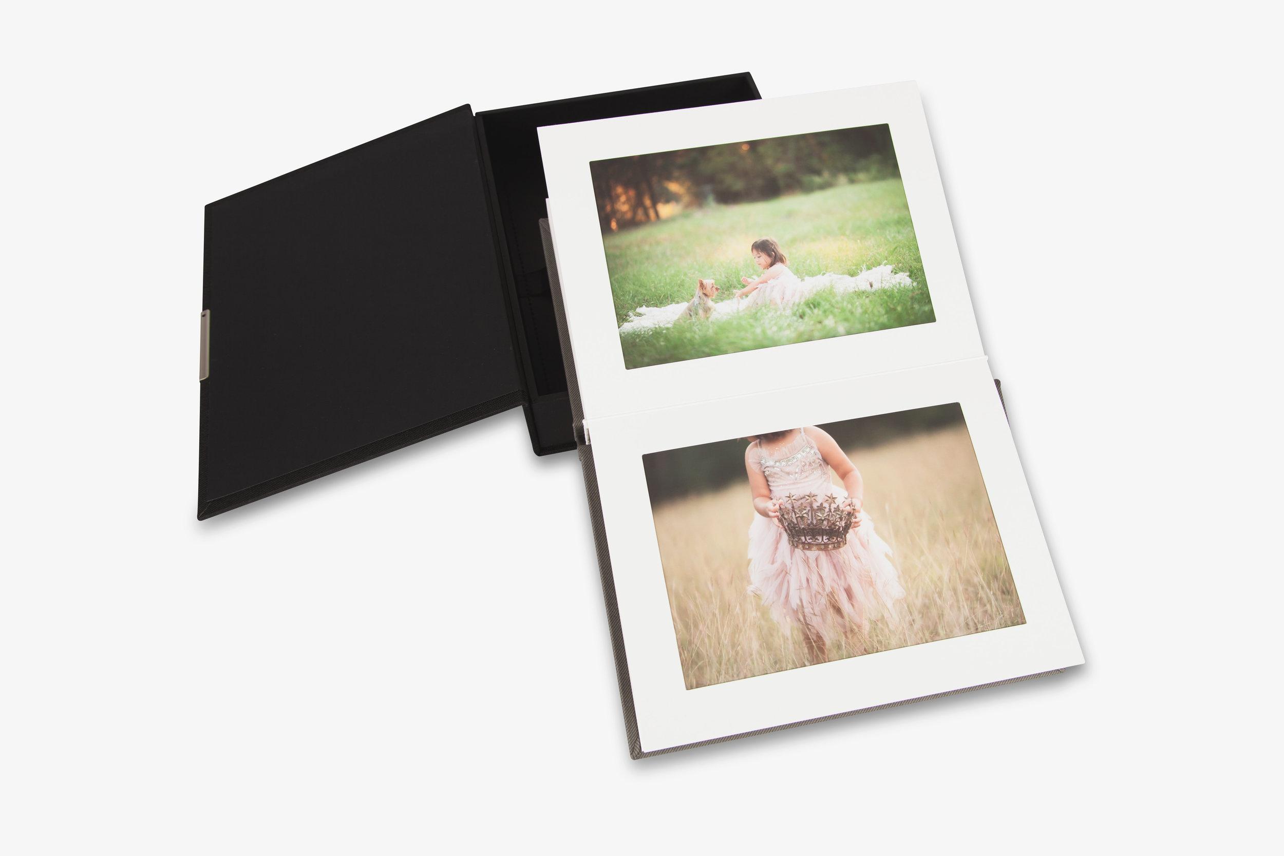 Slip-In Mat Photo Album
