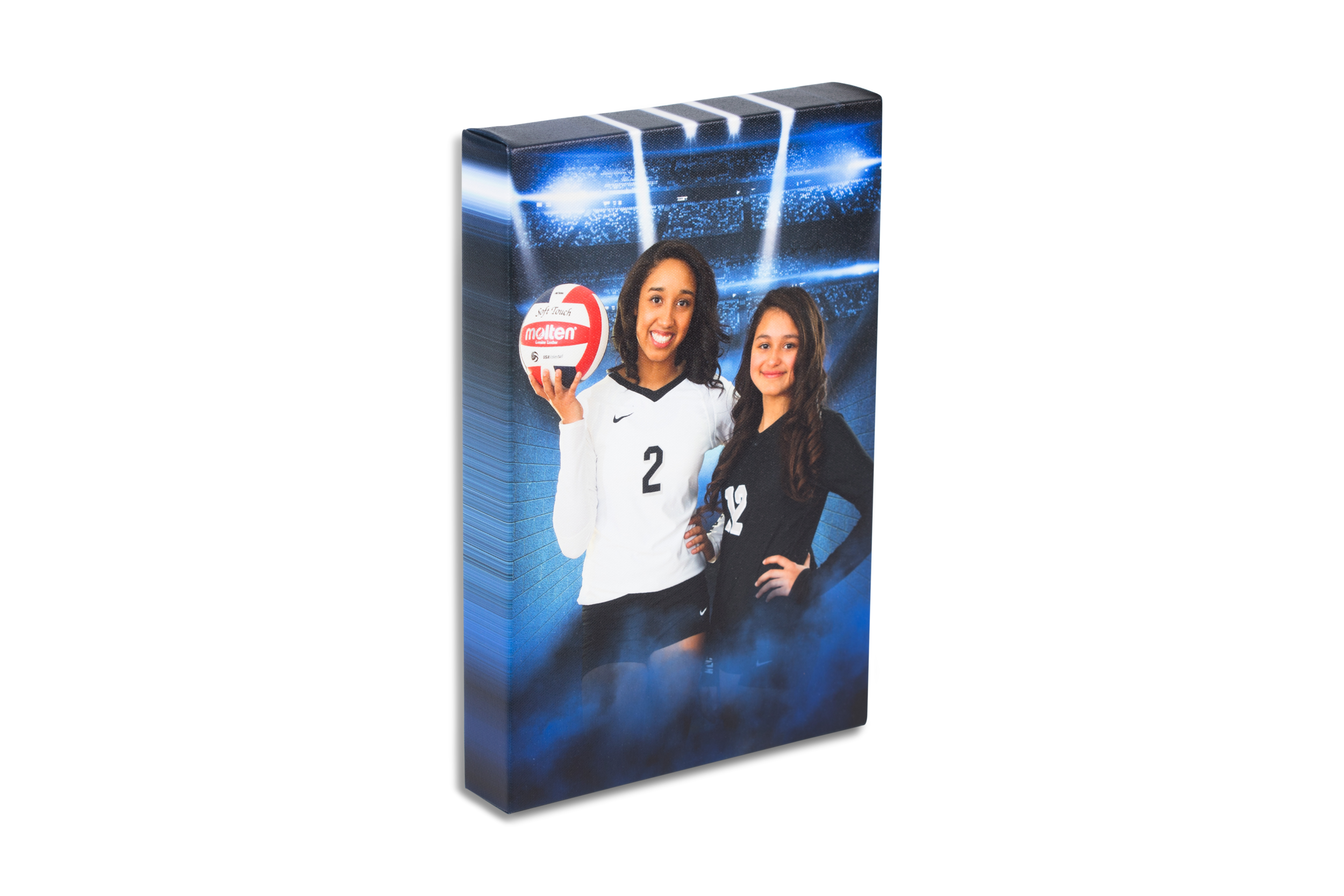 School and Sports Gallery Wrap Canvas