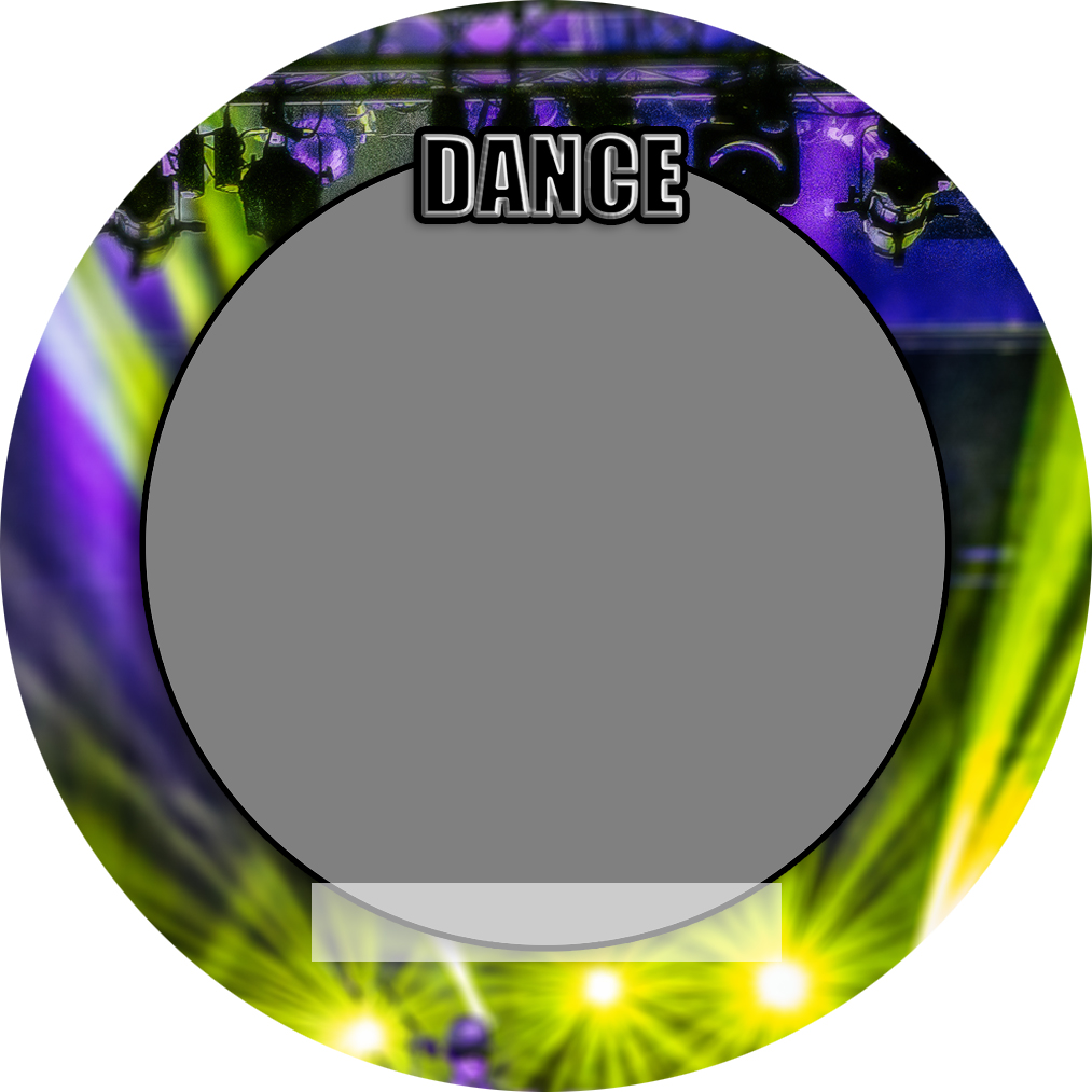 """Sports Baseball Specific Dance 3"""" Round Magnet and Button"""