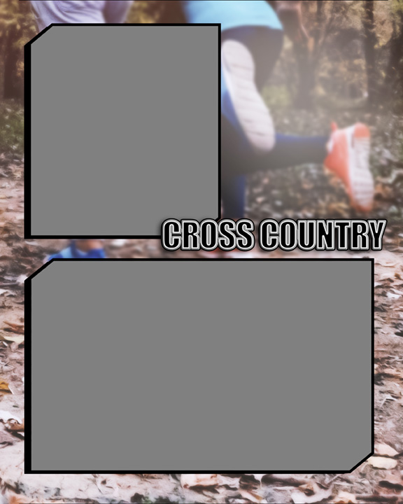 Sports Specific Cross Country Memory Mate Sports Template