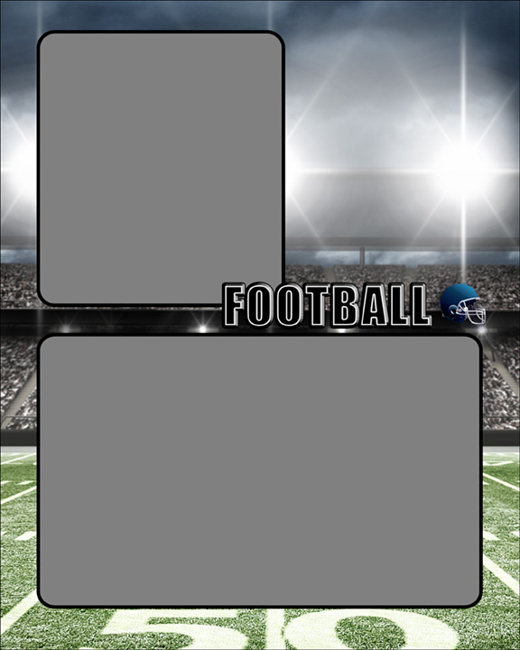 Sports Specific Football Memory Mate Sports Template