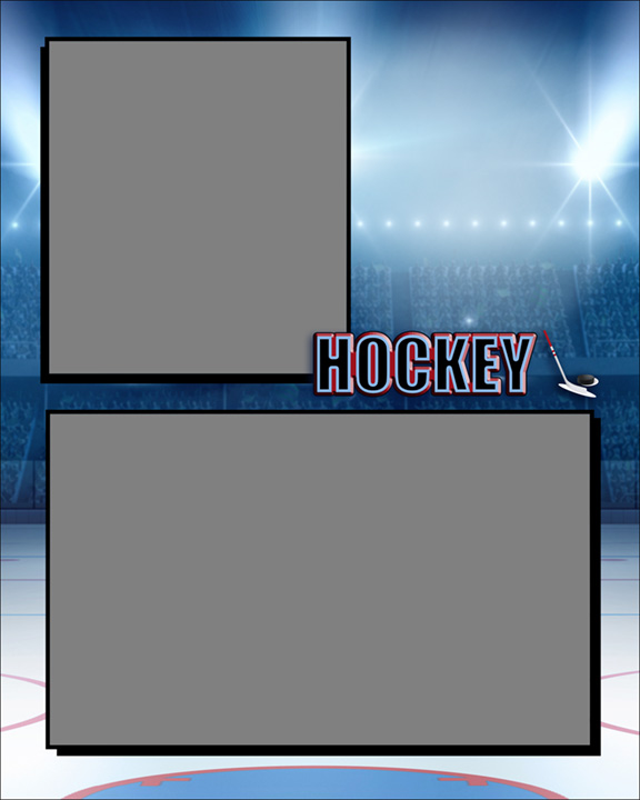 Sports Specific Hockey Memory Mate Sports Template