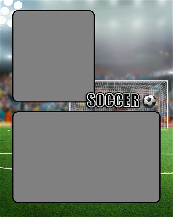 Sports Specific Soccer Memory Mate Sports Template