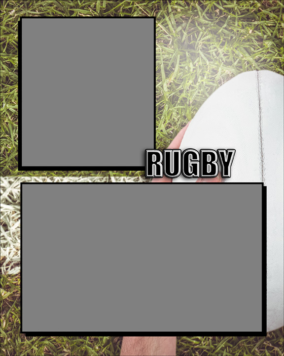 Sports Specific Rugby Memory Mate Sports Template