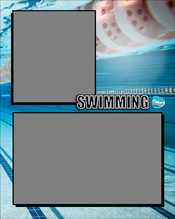 Sports Specific Swimming Memory Mate Sports Template