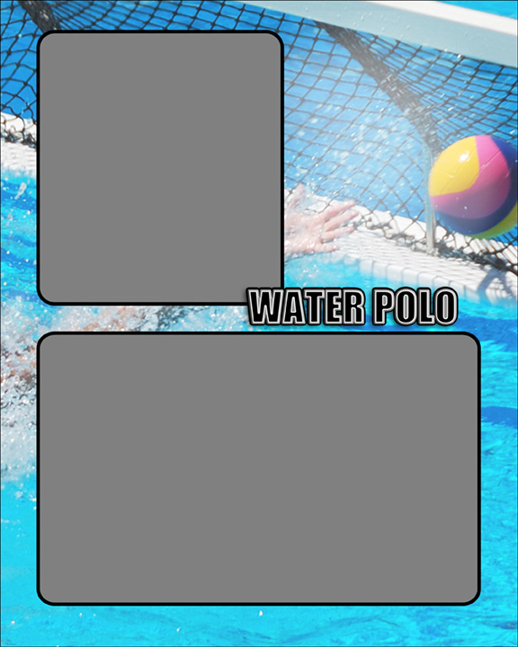 Sports Specific water polo Memory Mate Sports Template