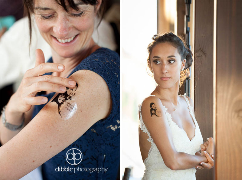 Wedding Temporary Tattoos