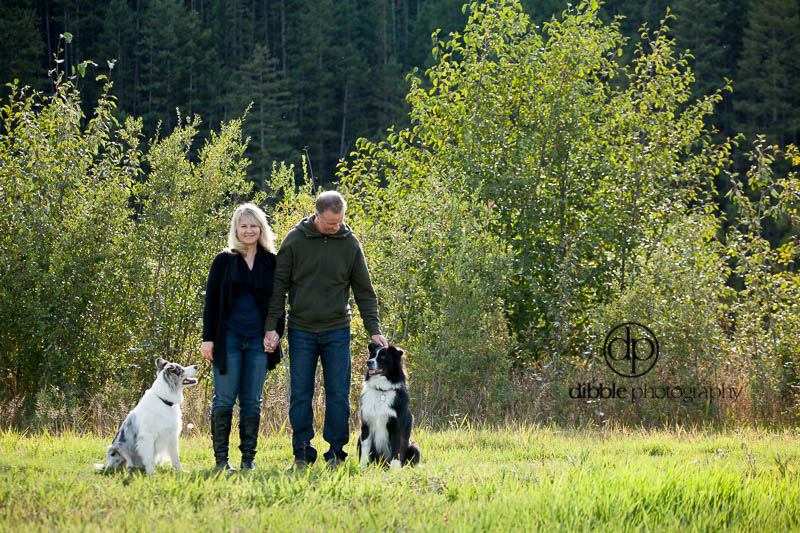 fur family portraits