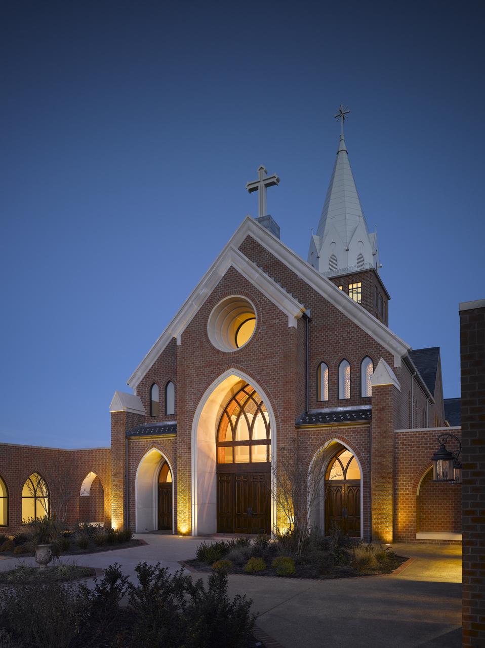 St. James Catholic Church | obrienandkeane.com — O'Brien & Keane