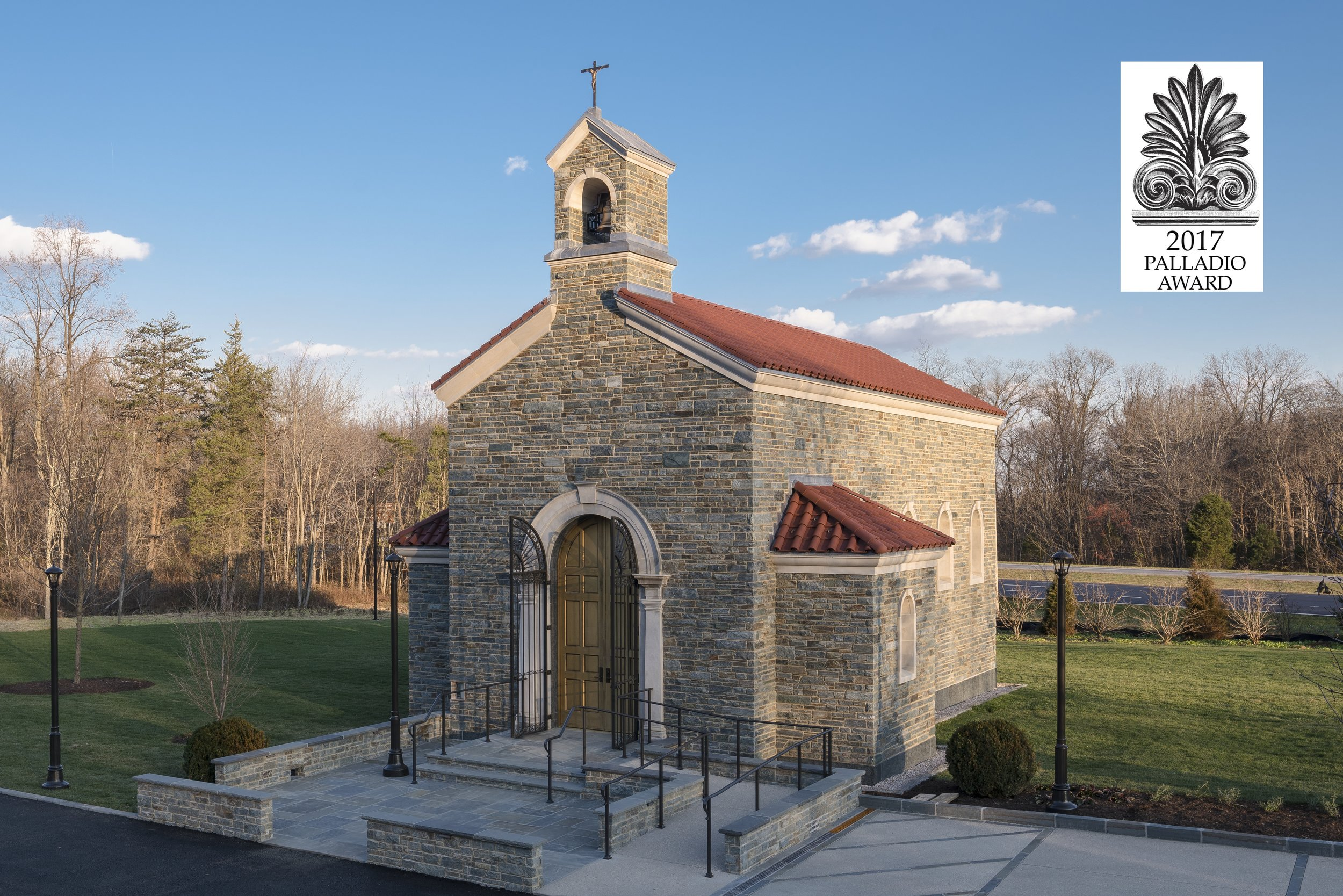 Sacred Jewel Box: Mary's Chapel - Traditional Building Magazine, Summer 2017