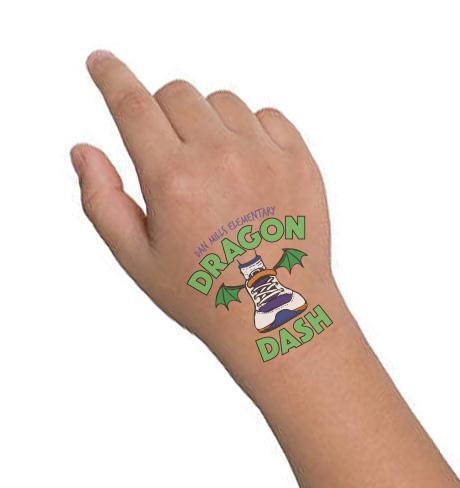 Register Online = Dragon Dash Tattoo