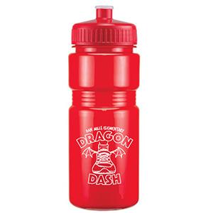 Raise $110+ = Dragon Dash Water Bottle