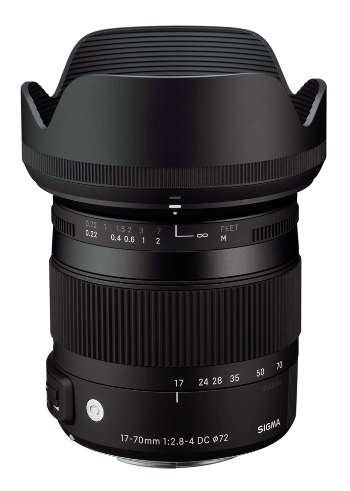 Sigma 17–70mm DC