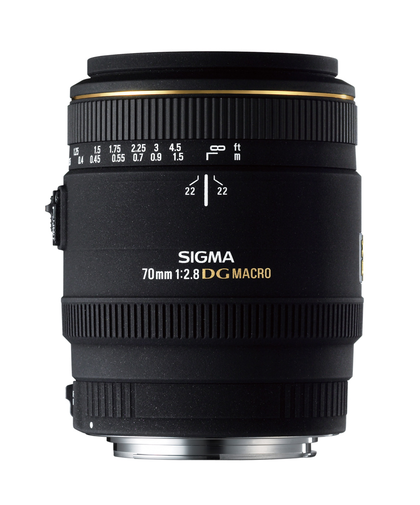 Sigma 70mm DG Macro