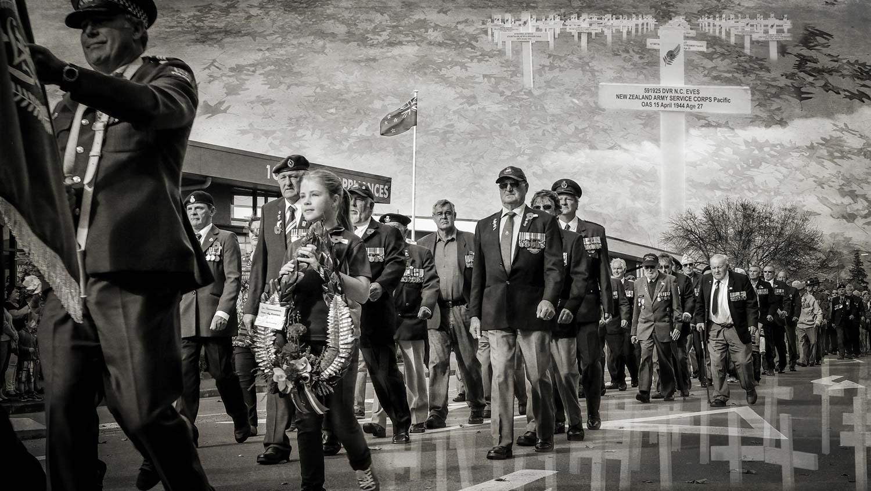 Jo Goudsblom, Remembering the Fallen