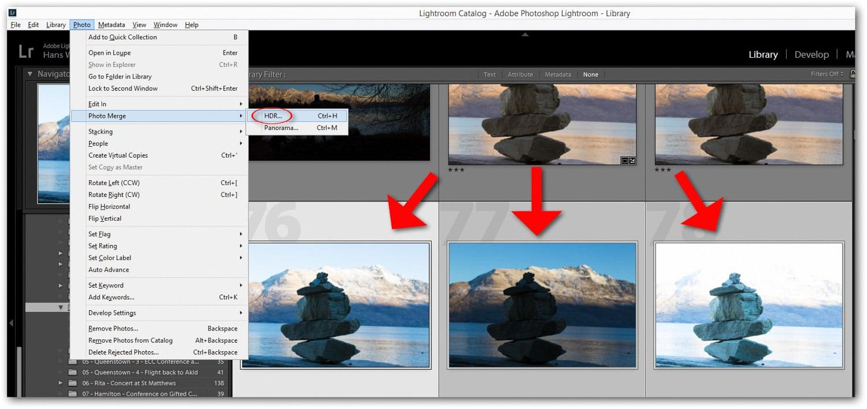 Image 3 — HDR Photo Merge