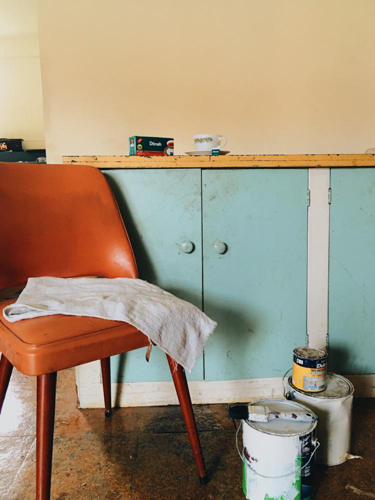Finalist: A Painter's Tea Break by Jasmine Ranchhod