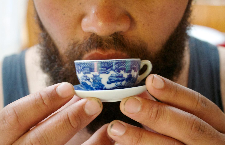 Finalist: Mr Tea by Claire Holmes