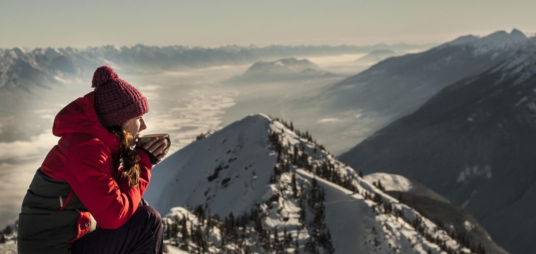 Merit Award: Tea in Mountains by Callum Greaves