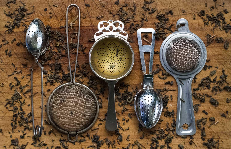Finalist: Tea Time by Lucia Zanmonti