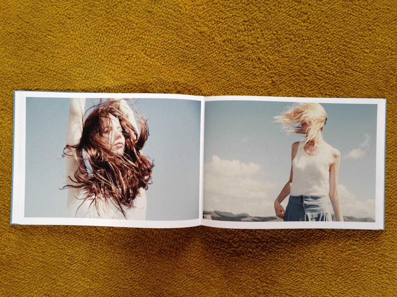 Sara Orme, portfolio created by  The Binding Studio