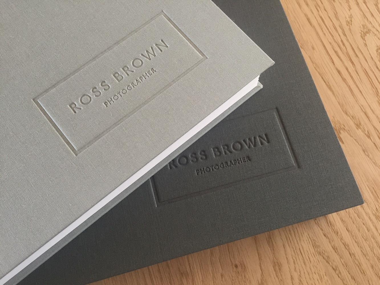 Ross Brown,  The Binding Studio
