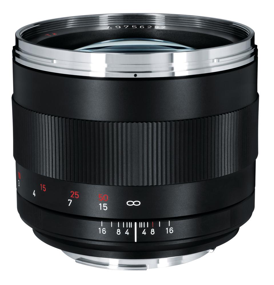 Zeiss Telephoto 85mm f/1.4 Planar T* lens