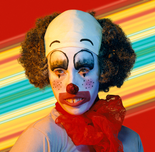 Cindy Sherman / Untitled #424 2004 / Image courtesy: The artist and Metro Pictures, New York / © The artist 'Clowns'