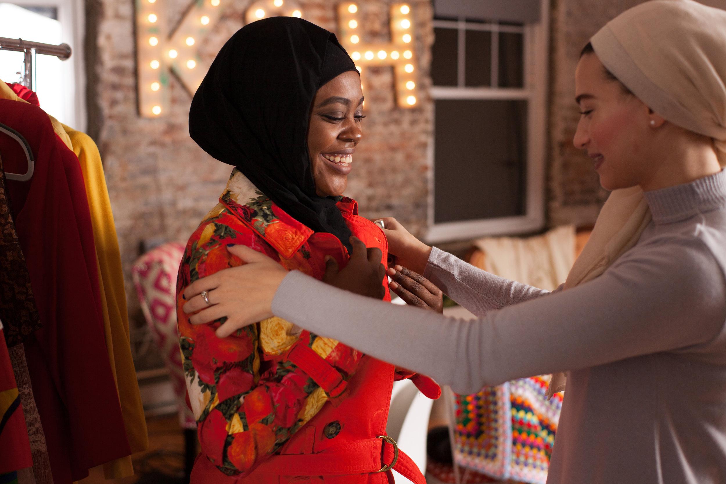 Muslim Girl Getty Images
