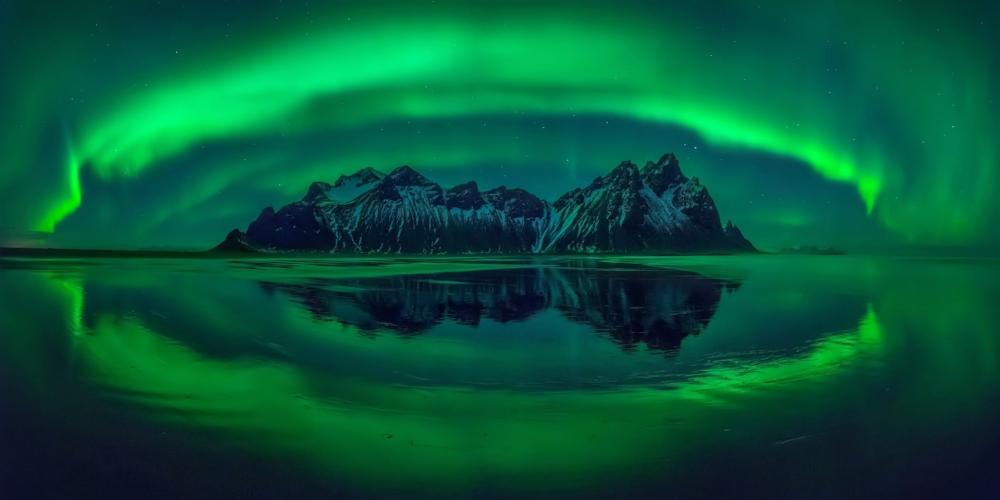 Wojciech Kruczynski, Eye of Stokksnes, Iceland