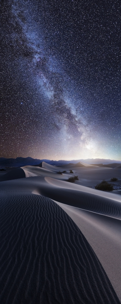 Mads Peter Iversen, Sand and stars, USA