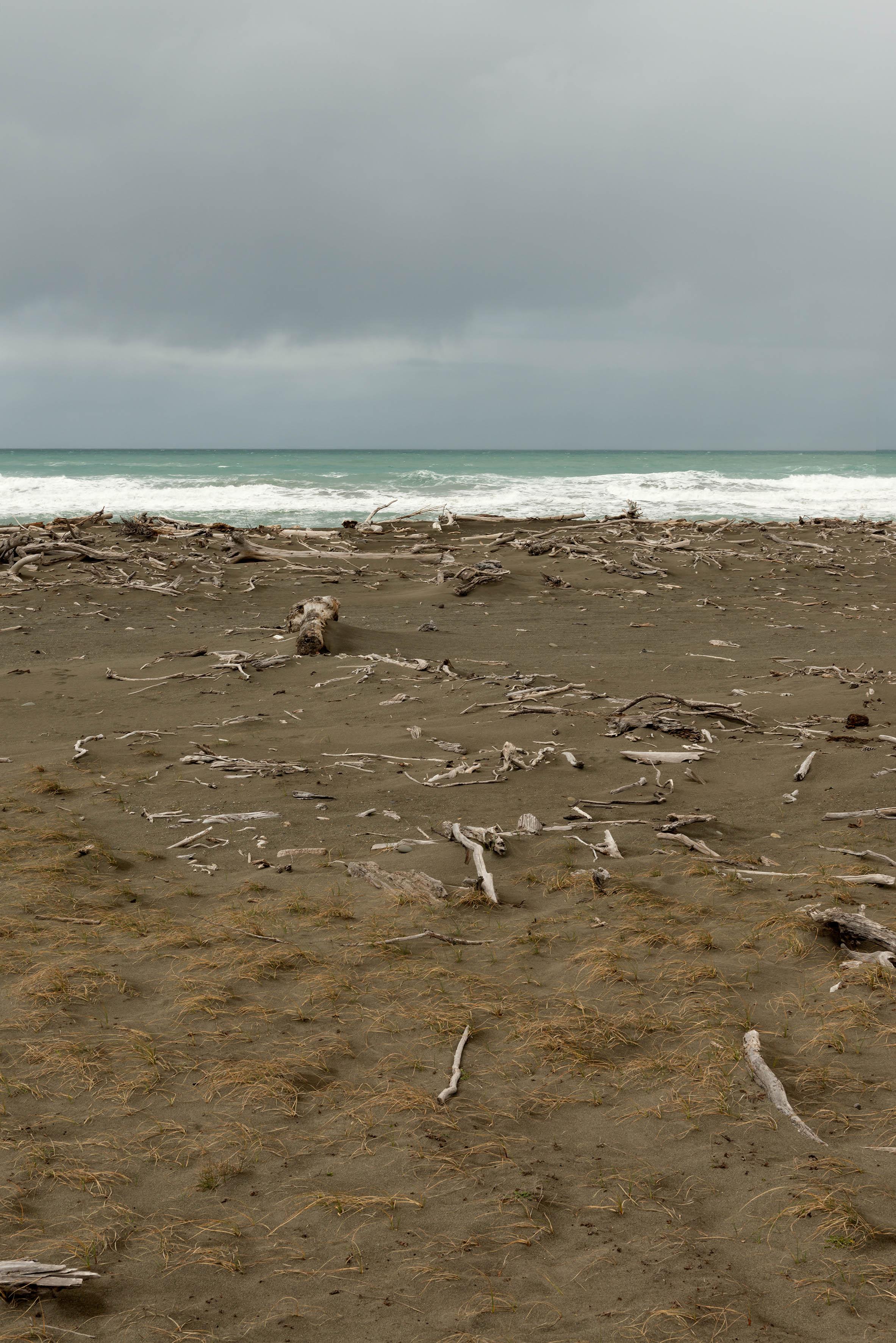Natalie Robertson, He Wai Mou! He Wai Mau!, Takutai Moana — Rangitukia Hikoi 0–20 (2016–17)   Nikon D800E, Nikon 24–70mm f/2.8 lens, 52mm, 1/125s, f/16, ISO 200