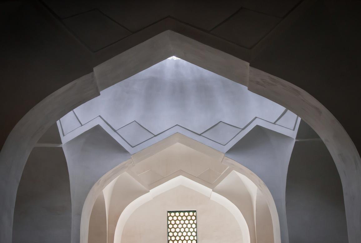 Third: Lyn Alves, Samarkand Temple