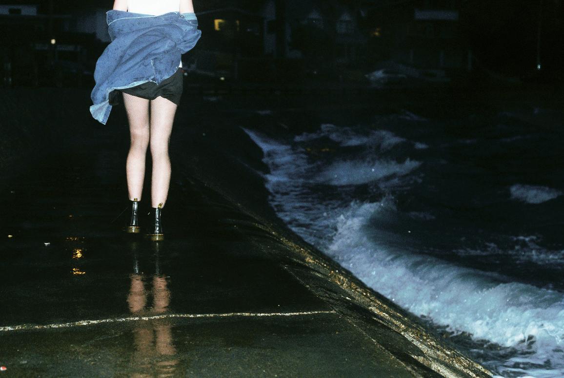 First: Ilena Shadbolt, salt of the sea