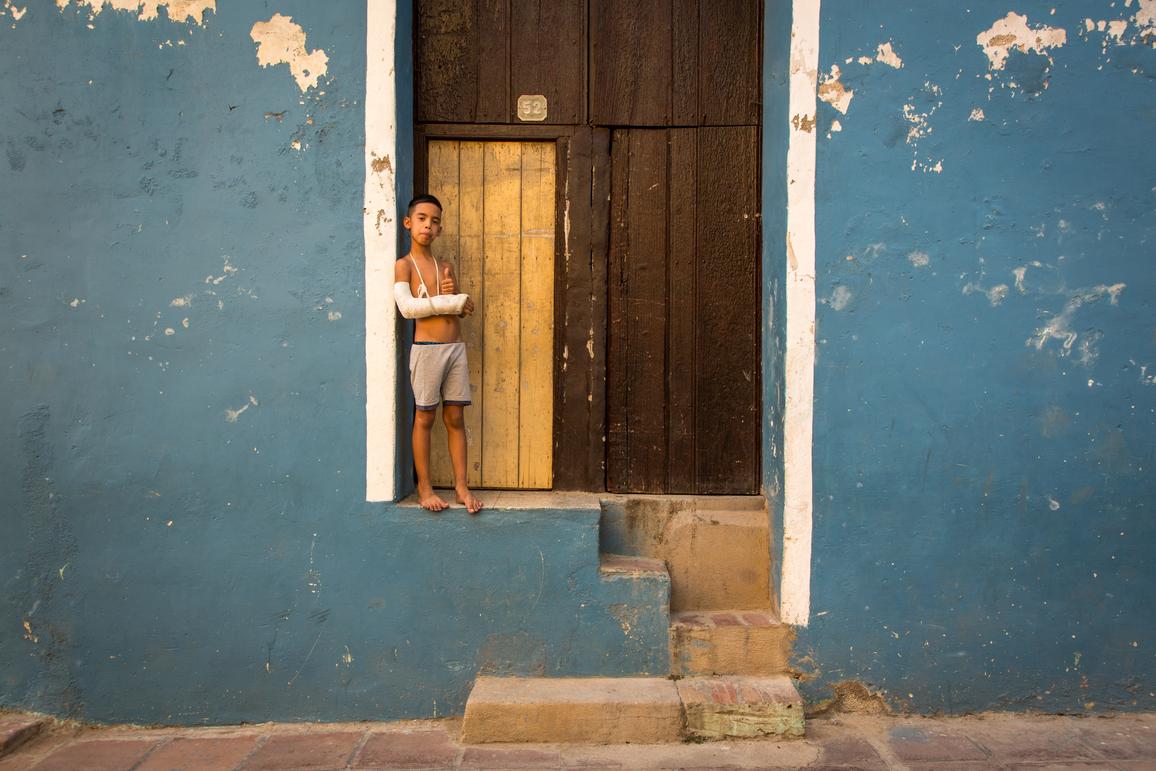 First: Tom Young: Sancti Spiritus, Cuba