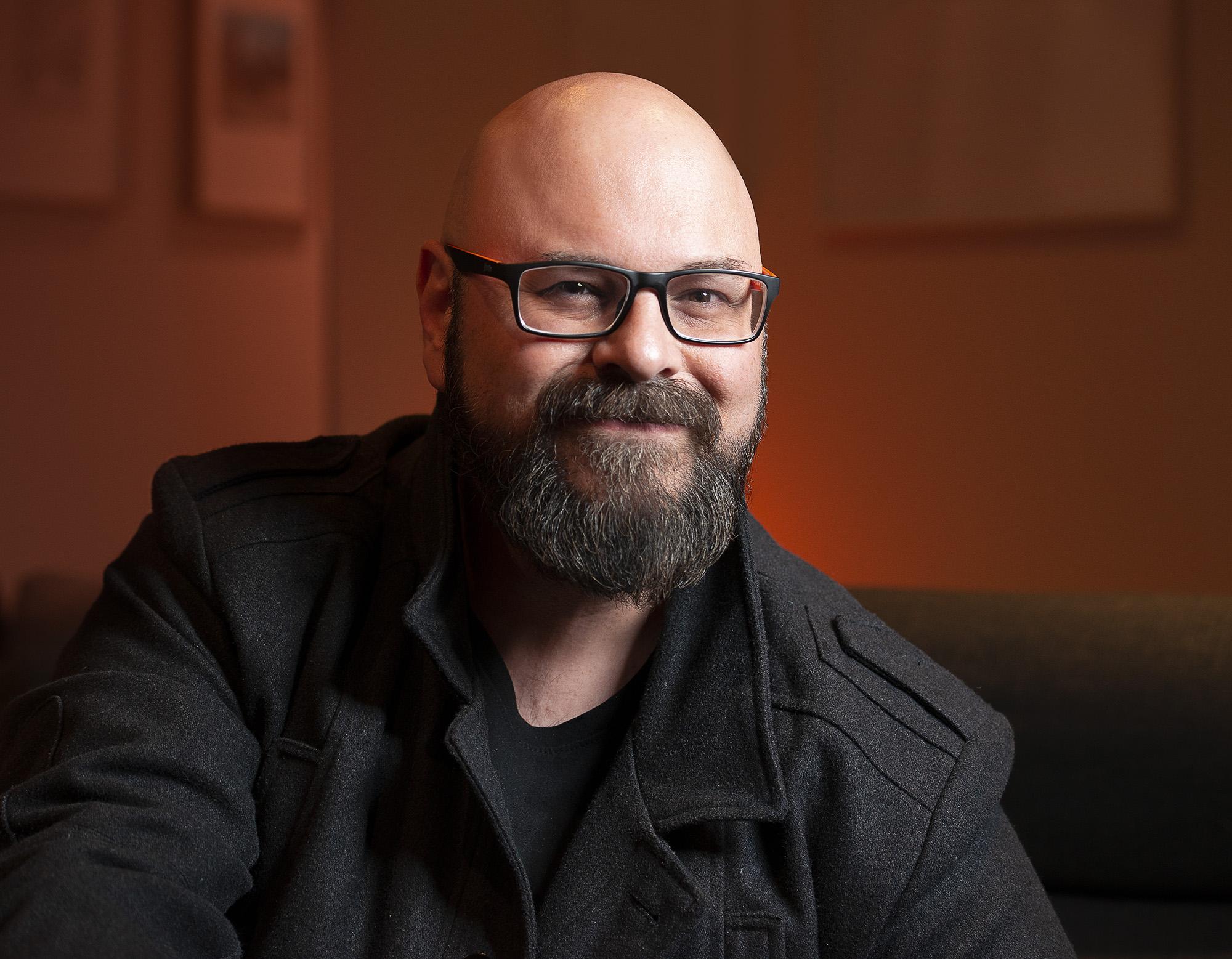 Steve Scalone, photographer, educator and Hutt 2019 speaker