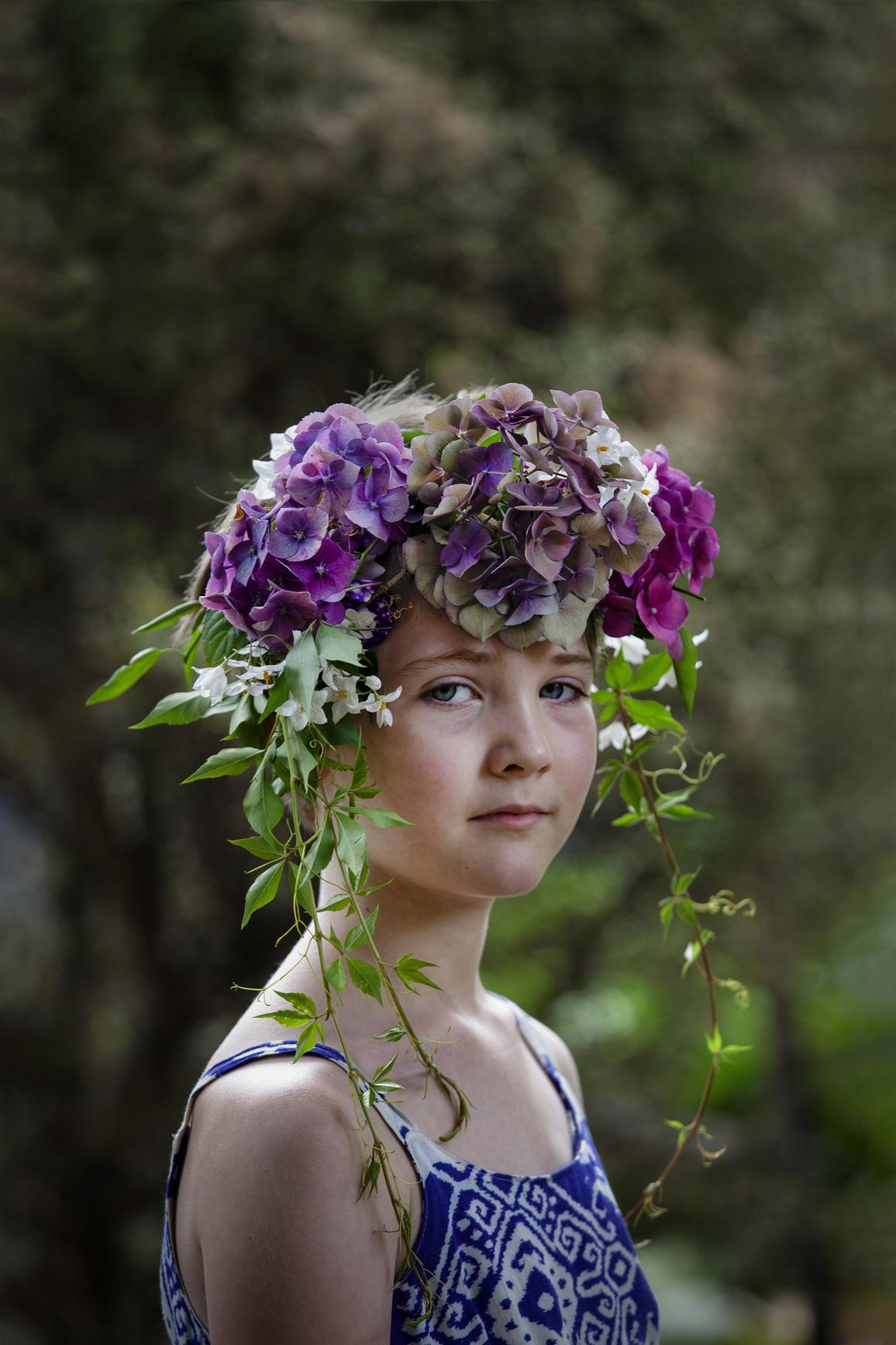 Portrait — Heather Milne