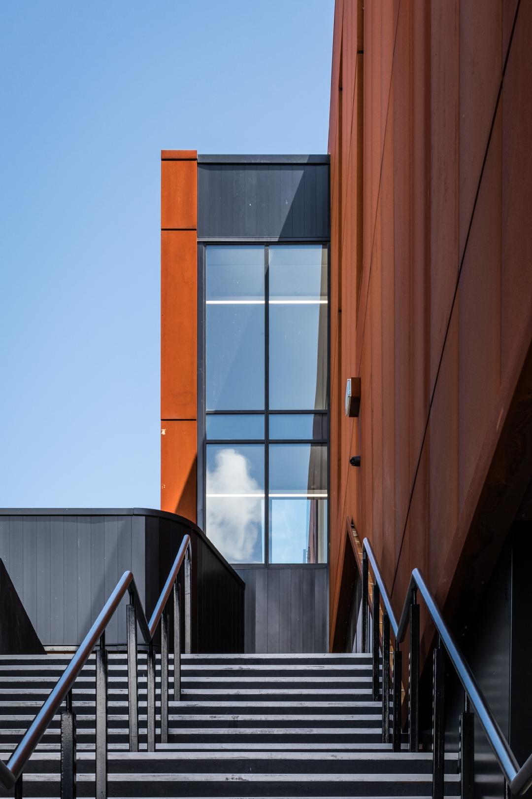 Architecture — Kate Burton