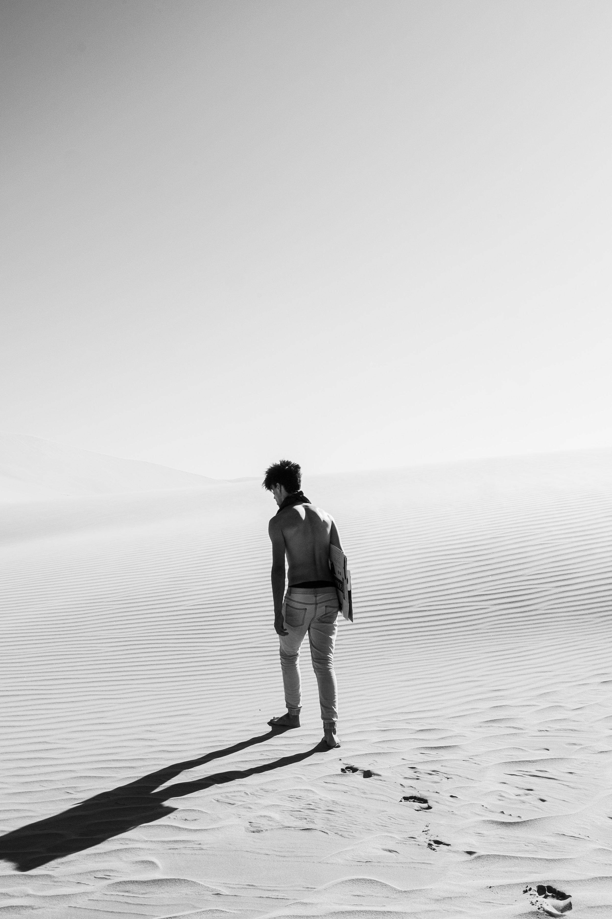 Monochrome — Liam Solley