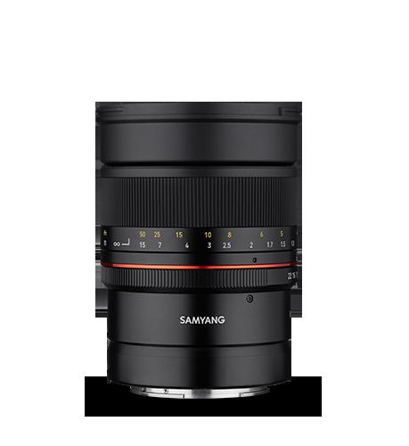 Samyang MF 85mm f/1.4 Z