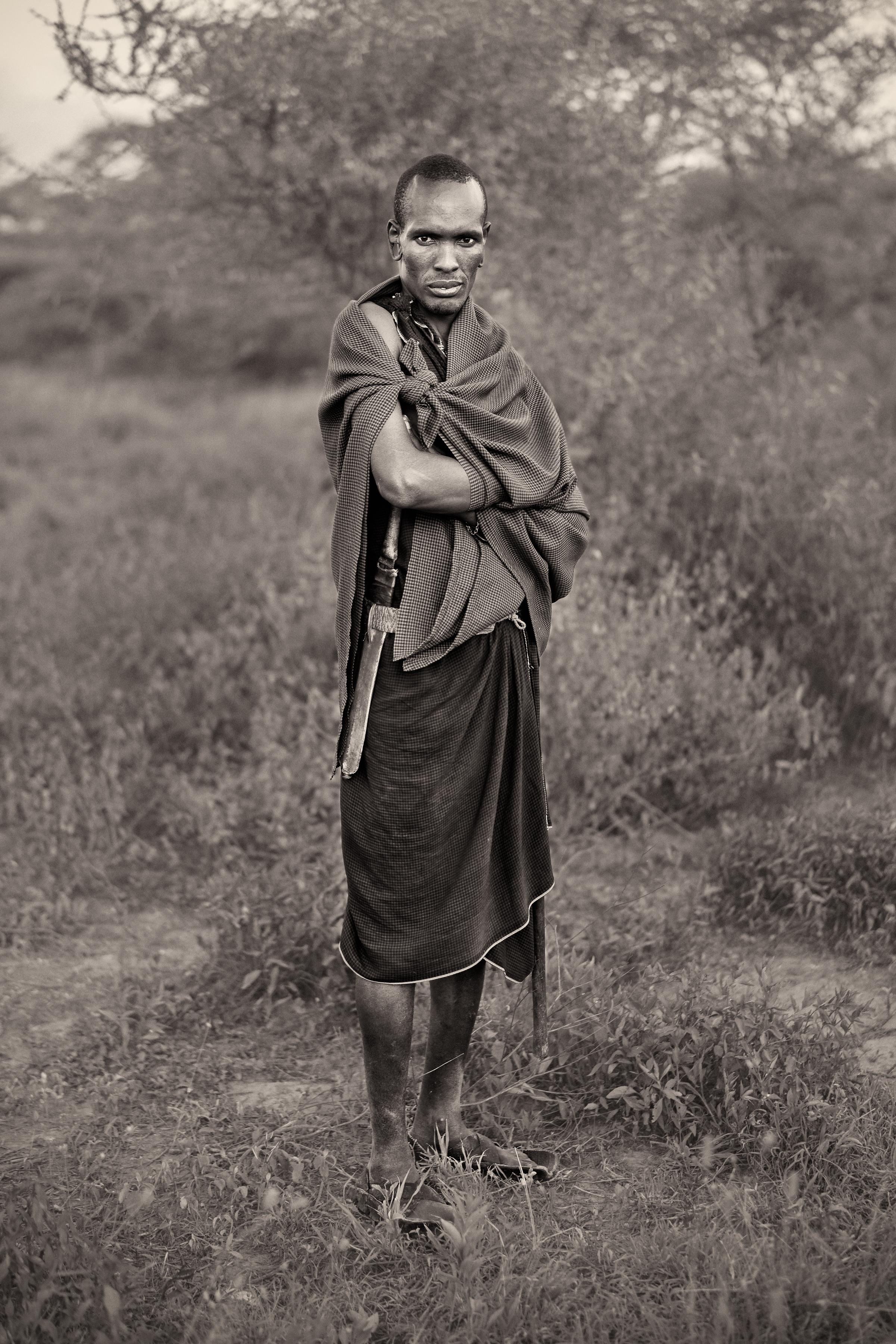 Ilan Wittenberg, from The Maasai People