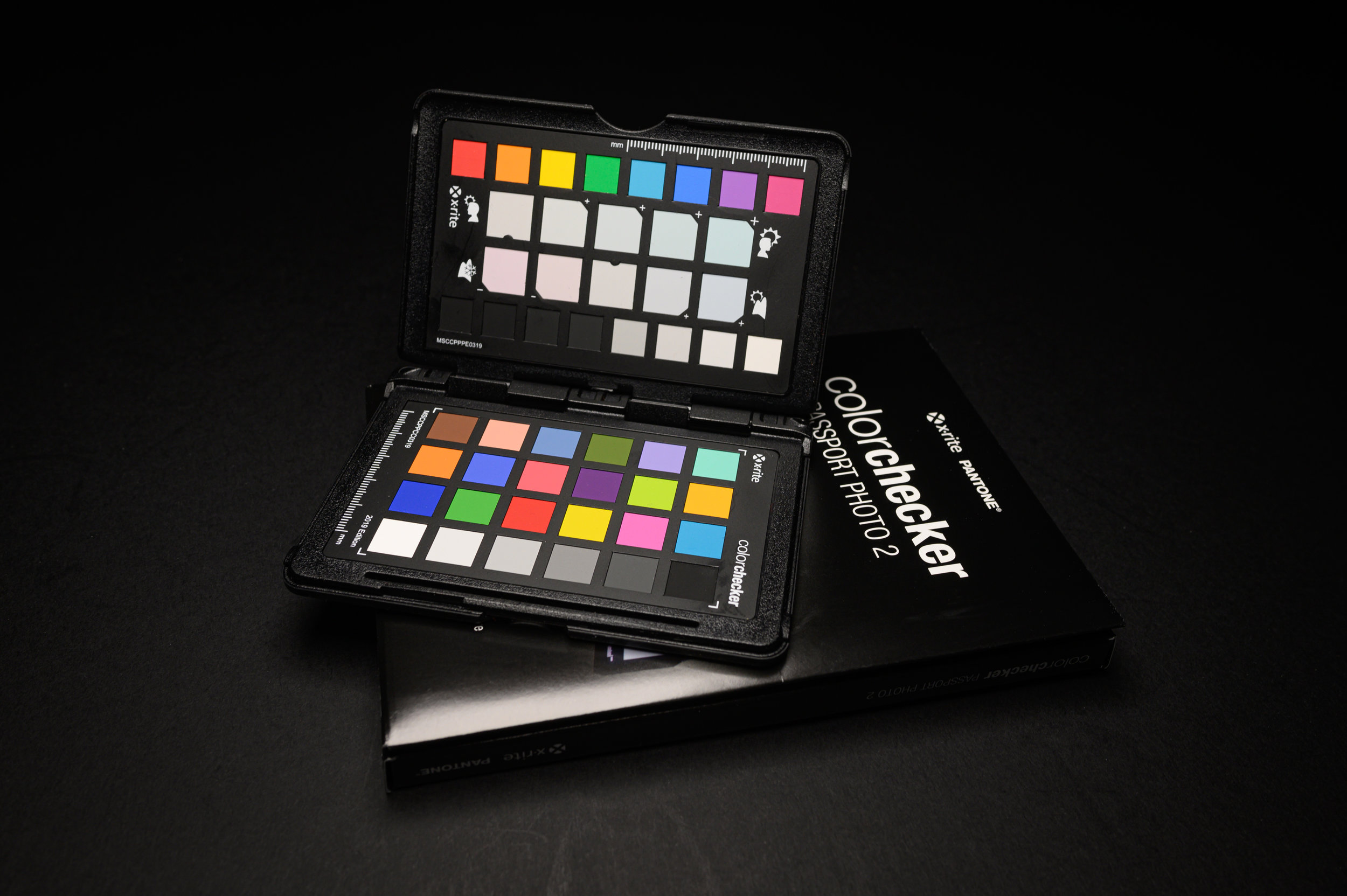 - Gearducated: X-Rite ColorChecker Passport Photo 2The subtle science of perfectly reproduced colours