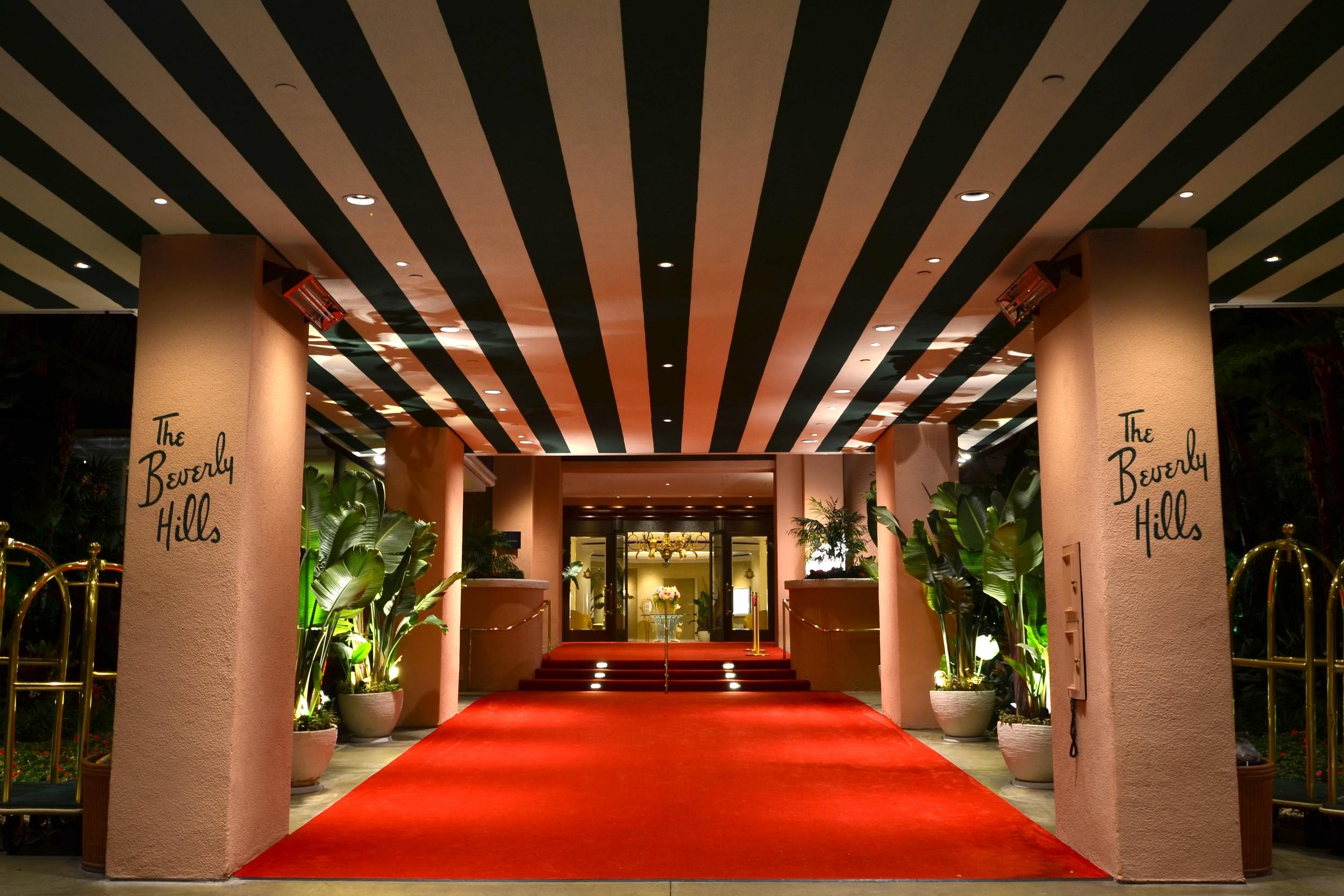 Beverly Hills Hotel Restoration
