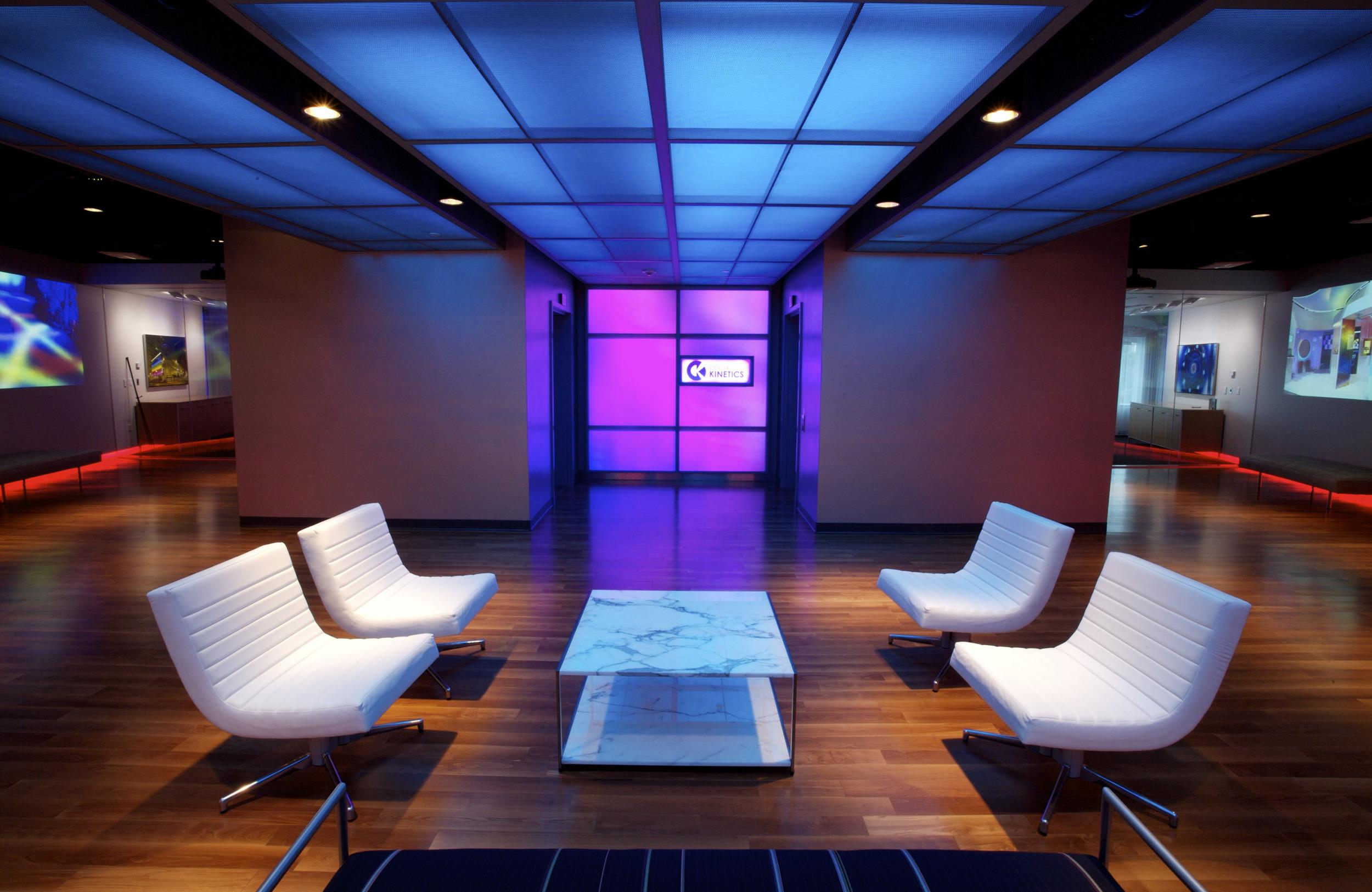 Color Kinetics Headquarters