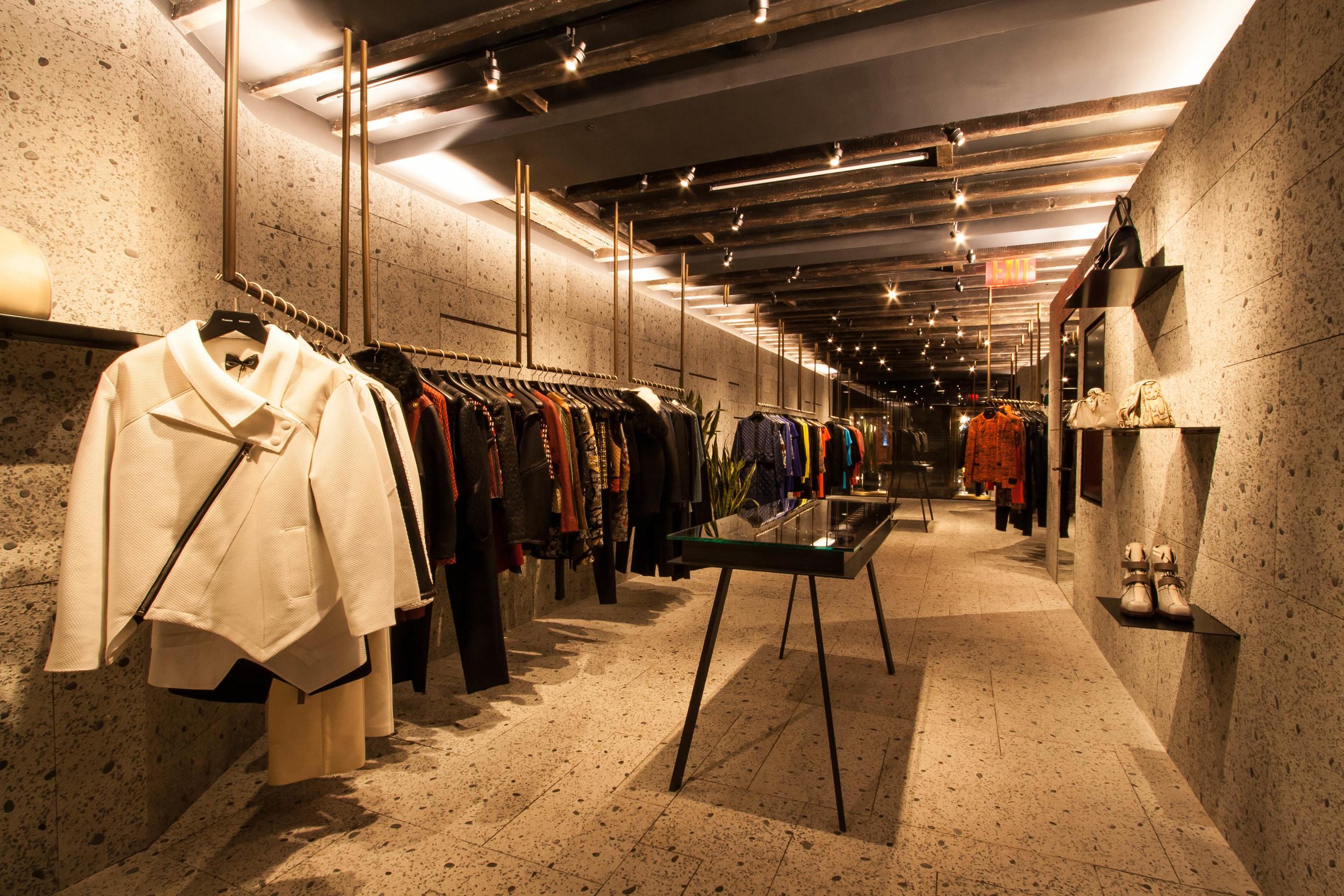 Proenza Schouler Pop-up Shop