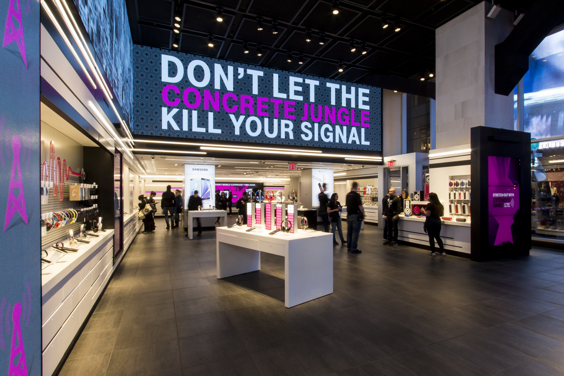 T-Mobile Times Square
