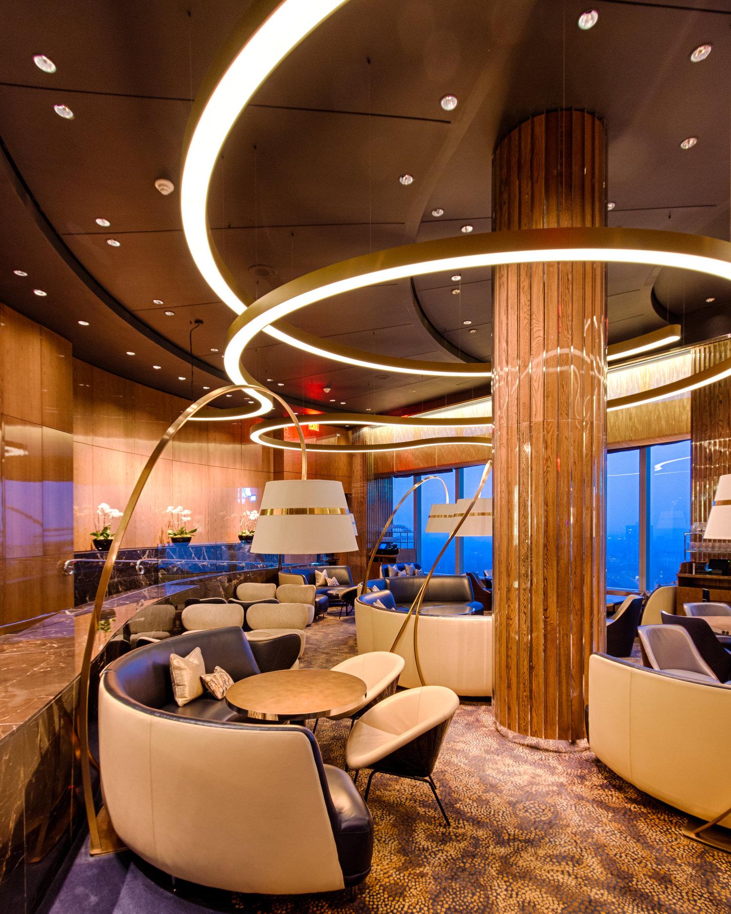 The Aviary Focus Lighting Architectural Lighting Design