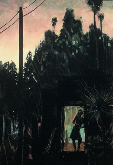 Dawn, San Salvador, 1988