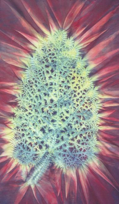 Kirlian Leaf