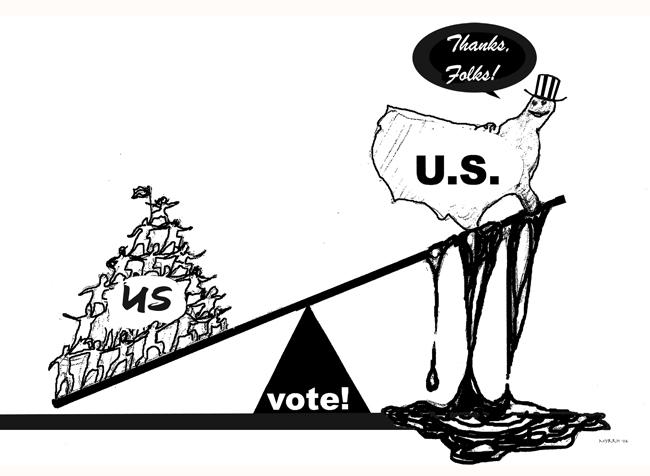 2004 – Vote!